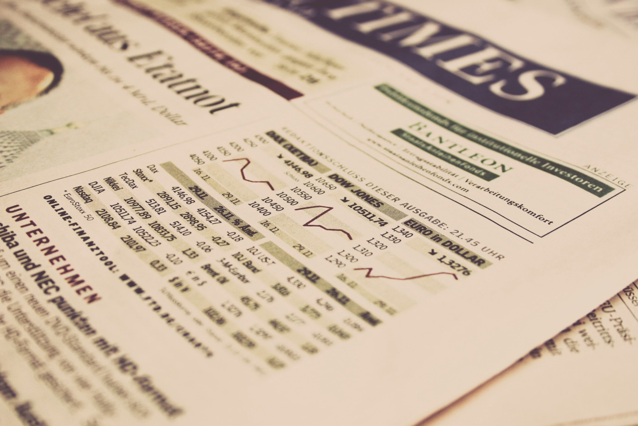 What's going on with interest rates?